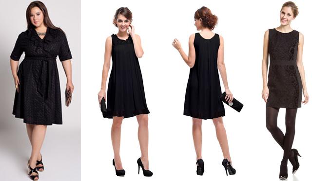 Toda Mujer Debe Tener Un Vestido Negro En Su Ropero
