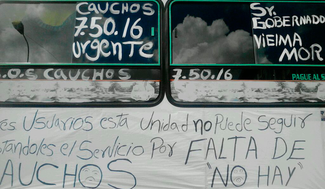 Venezuela,¿crisis económica? - Página 2 Transporte