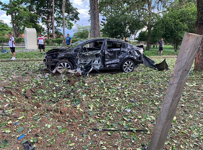 ELN atacó con explosivos batallón del Ejército en el este de Colombia