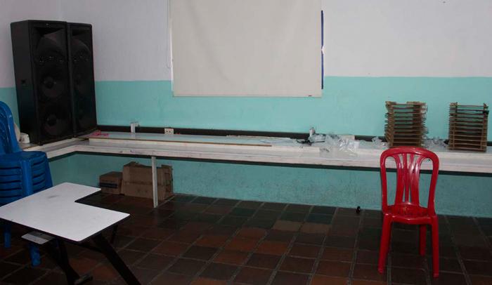 Saquearon la sala de sistemas de un colegio en Los Patios - La Opinión Cúcuta