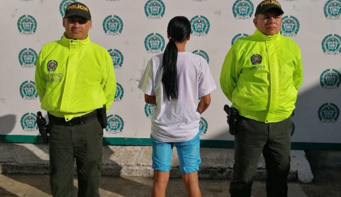 Detienen de nuevo a adolescente que extorsionaba en Ocaña - La Opinión Cúcuta