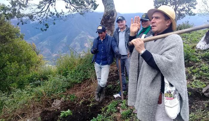 El Cura Pacheco, electo en Chitagá, denuncia amenazas - La Opinión Cúcuta