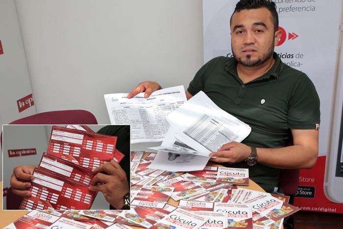 Por mercados y salarios, demandan a Hernando Acevedo - La Opinión Cúcuta