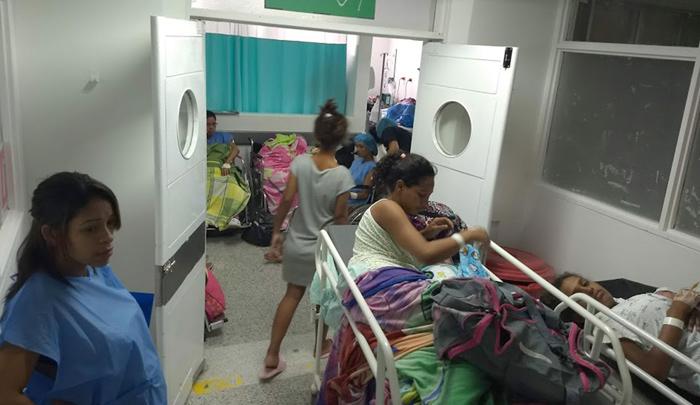 Capacidad instalada del hospital de Cúcuta está doblada - La Opinión Cúcuta