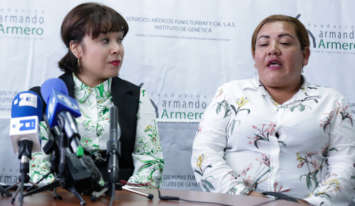 Hermanas separadas por la tragedia de Armero se reencuentran 34 años después - La Opinión Cúcuta