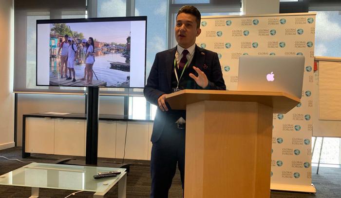 En Cúcuta deberían emprender en proyectos sociales: Embajador de los jóvenes - La Opinión Cúcuta