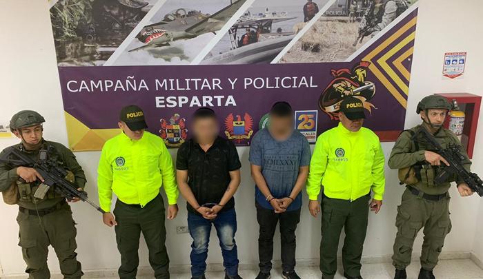 Caen en Cúcuta 'Pata Picha' y 'Piojo', acusados de narcotráfico - La Opinión Cúcuta