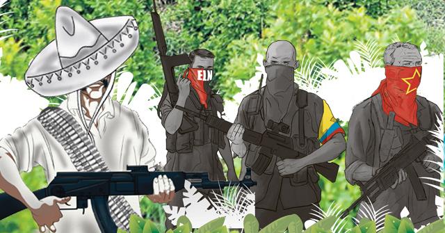 Mexicanos controlan el 80% de la coca del Catatumbo