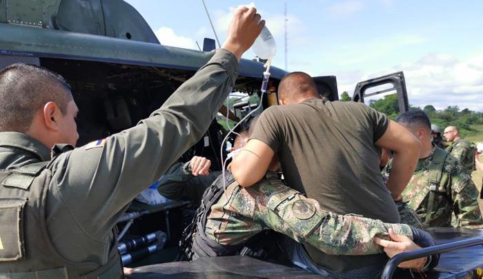 Atentado contra la Policía en Tibú deja dos patrulleros heridos - La Opinión Cúcuta