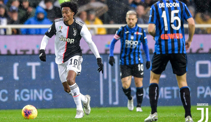 Juventus derrota al Atalanta 3-1