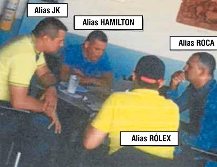 Tirania de Nicolas Maduro - Página 11 Alias
