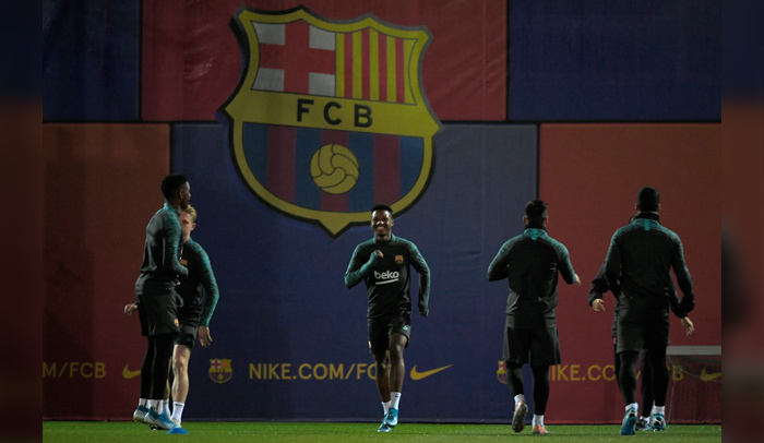 El Barcelona busca los octavos de Champions ante Borussia Dortmund