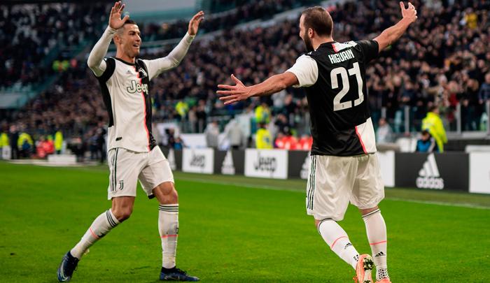 Ronaldo marca un hat-trick con Juventus e Ibrahimovic empata en su regreso con el Milan