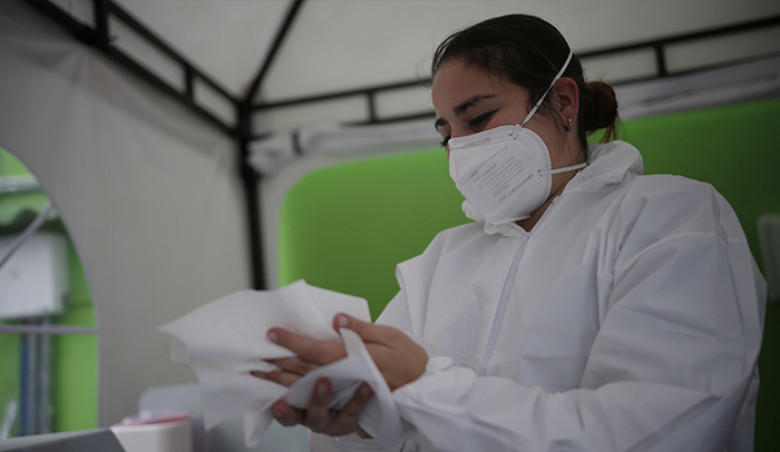 COVID-19: Colombia llega a 15.574 contagios y Cúcuta registra una nueva víctima