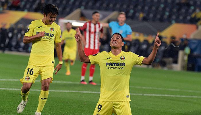 Agudelo y Bacca marcaron en el inicio de la Europa League