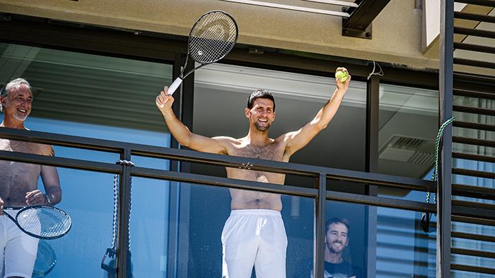 Australian Open: otro vuelo con un caso positivo deja más jugadores afectados