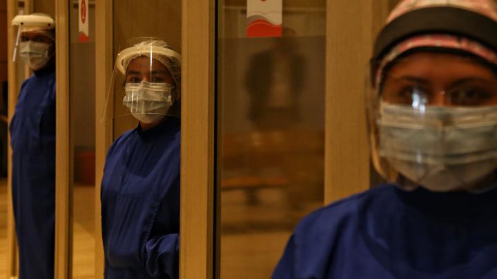 COVID-19 en Colombia: reportan 16.871 nuevos casos y 397 fallecimientos