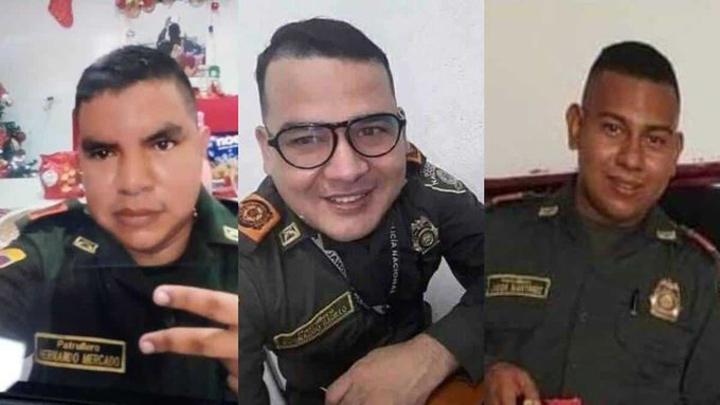 Ataque sicarial dejó tres policías muertos y una embarazada herida en  Pailitas, Cesar | Noticias de Norte de Santander, Colombia y el mundo