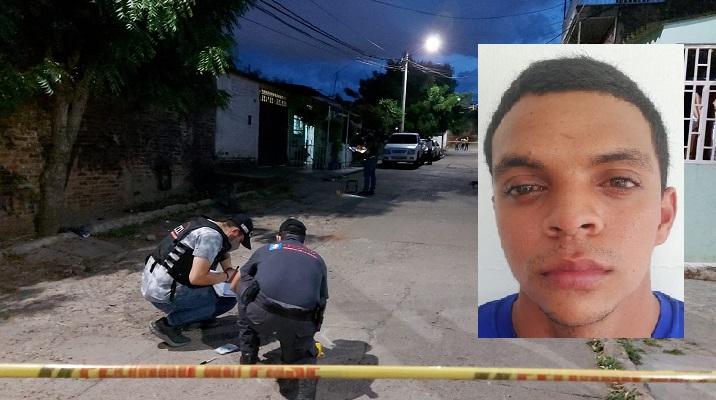 Deivy José Márquez Castro recibió tres impactos de bala.